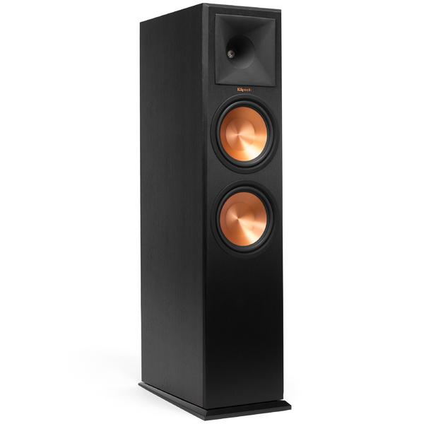 Напольная акустика Klipsch RP-280F Ebony цена 2017