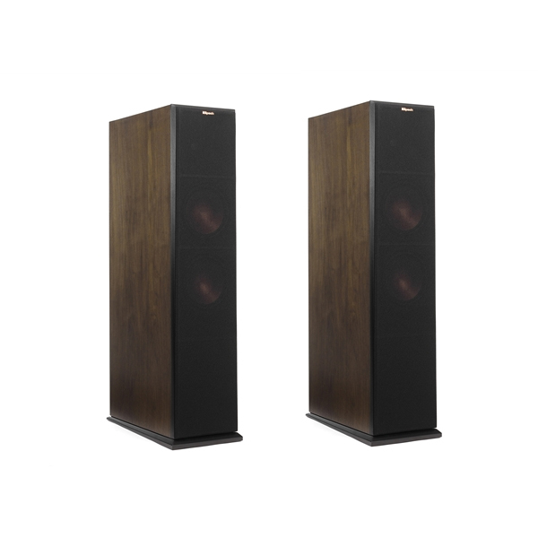 все цены на Напольная акустика Klipsch RP-280FA Walnut (уценённый товар) онлайн