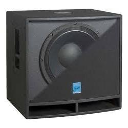 Профессиональный пассивный сабвуфер K.M.E.Профессиональный пассивный сабвуфер<br>Концертная, пассивная акустика, сабвуфер 18 дюймов<br>