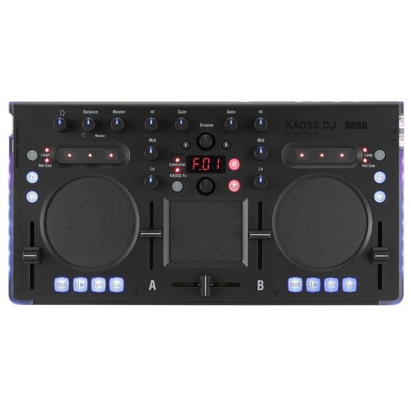 DJ контроллер Korg