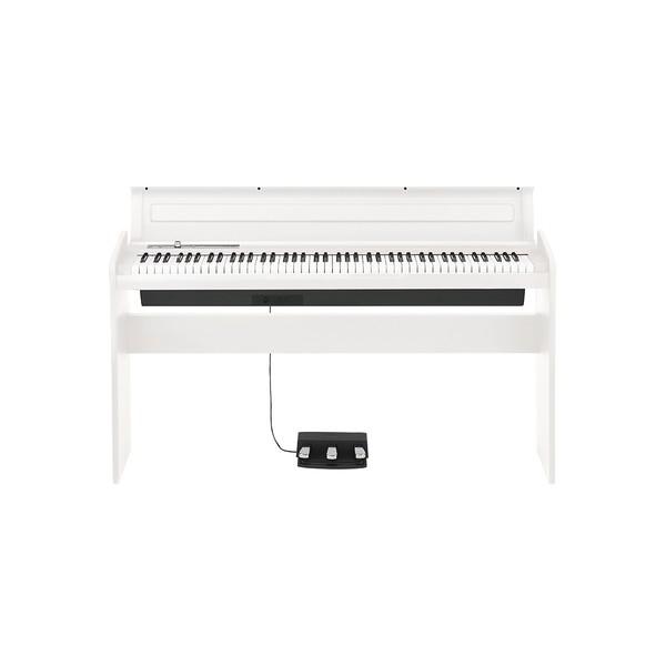 Цифровое пианино Korg LP-180 White чехол с клавиатурой 10 epad 180 в москве