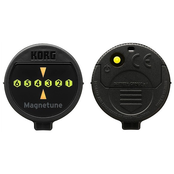 Гитарный тюнер Korg MG-1 Magnetune