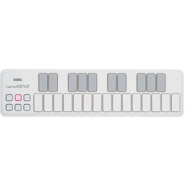 MIDI-клавиатура Korg NANOKEY2 White