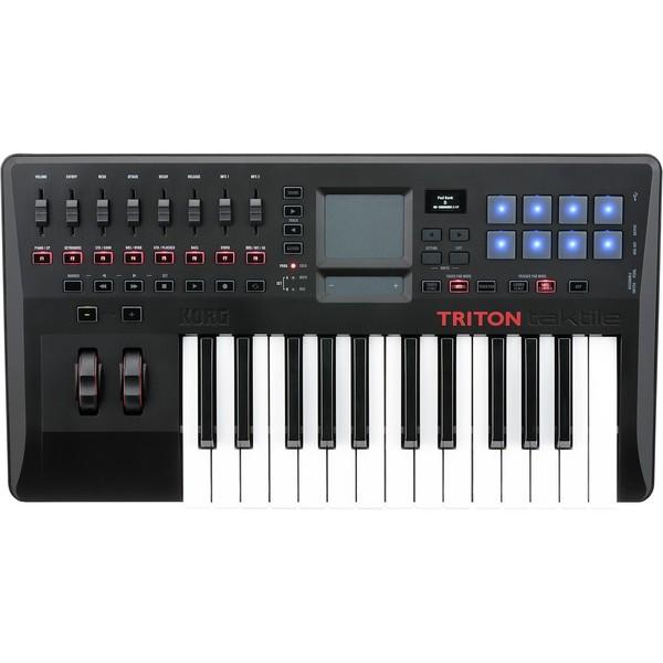 MIDI-клавиатура Korg TRITON Taktile 25
