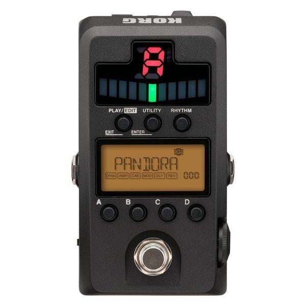 Гитарный процессор Korg от Audiomania