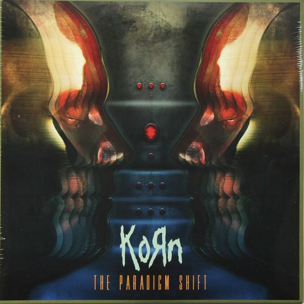 KORN KORN - Paradigm Shift (2 LP) напольная акустика paradigm persona 9h aria metallic blue