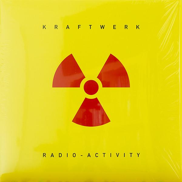 KRAFTWERK KRAFTWERK - RADIO ACTIVITY (REMASTERED) kraftwerk autobahn 180 gram remastered