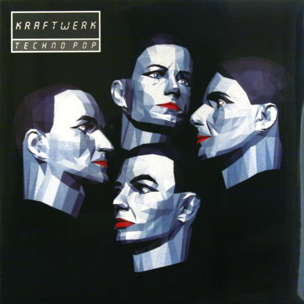 Kraftwerk Kraftwerk - Techno Pop (remaster)