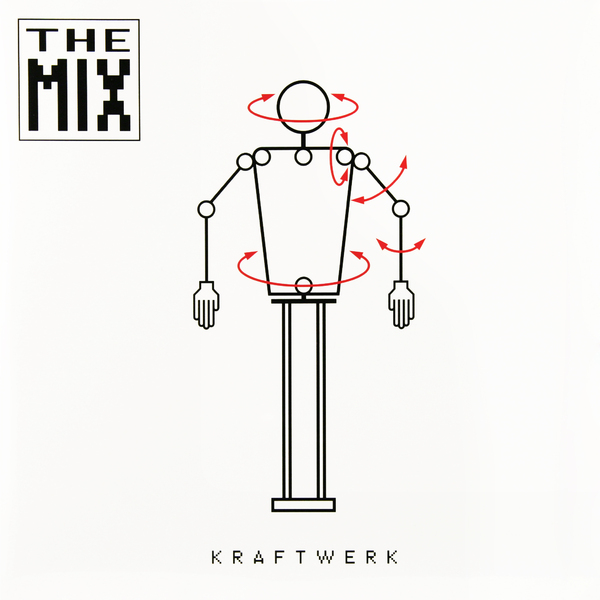 Kraftwerk Kraftwerk - The Mix (2 LP) the black keys the black keys el camino 2 lp