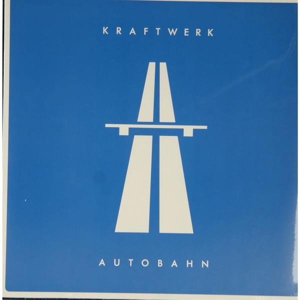 KRAFTWERK KRAFTWERK - AUTOBAHN kraftwerk autobahn 180 gram remastered