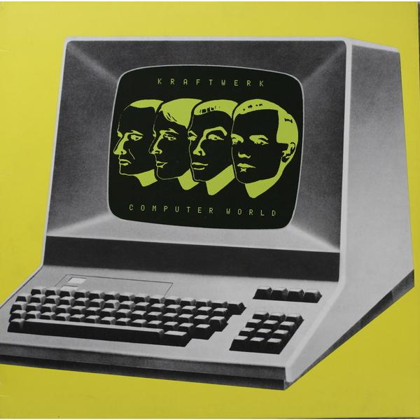 KRAFTWERK KRAFTWERK - COMPUTER WORLD (180 GR)Виниловая пластинка<br><br>