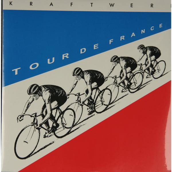 Kraftwerk Kraftwerk - Tour De France (2 LP) kraftwerk autobahn 180 gram remastered