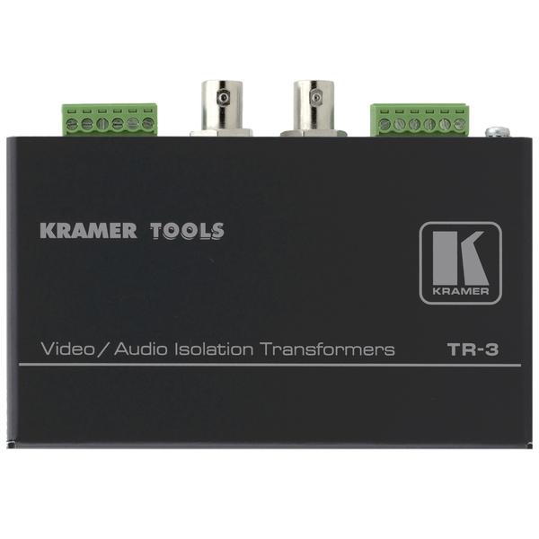 Изолирующий трансформатор Kramer TR-3 автомагнитола digma dcr 210r usb sd mmc