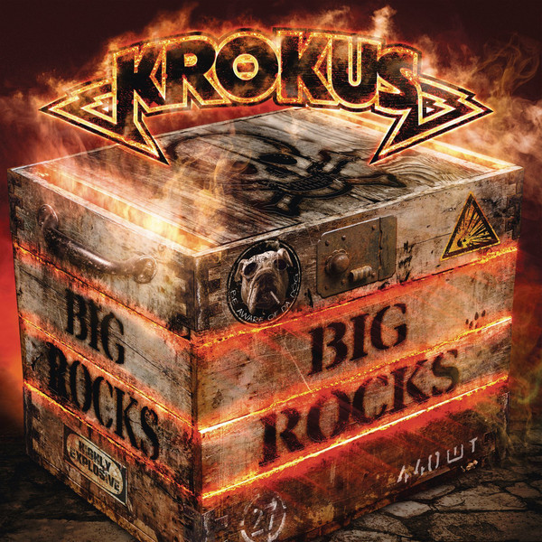 KROKUS KROKUS - BIG ROCKS (2 LP)  изображение