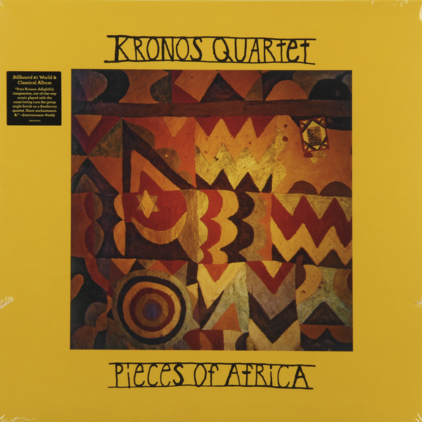 Kronos Quartet Kronos Quartet - Pieces Of Africa (2 LP) купить