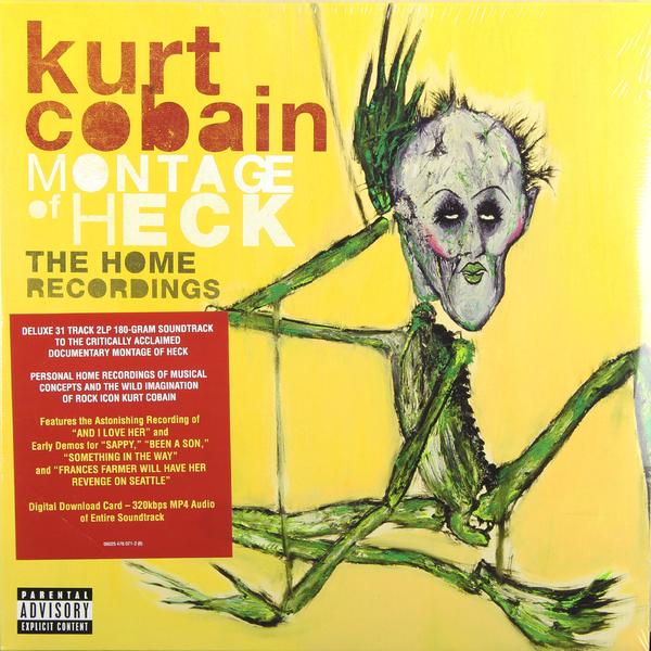 Kurt Cobain Kurt Cobain - Montage Of Heck (2 LP)