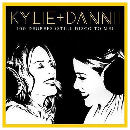 KYLIE MINOGUE KYLIE MINOGUE   DANNII MINOGUE - 100 DEGREES (STILL DISCO TO ME)