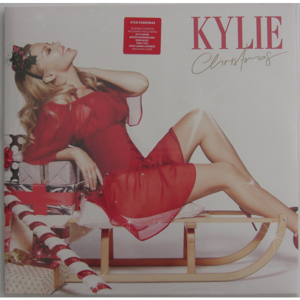 KYLIE MINOGUE KYLIE MINOGUE - KYLIE CHRISTMAS