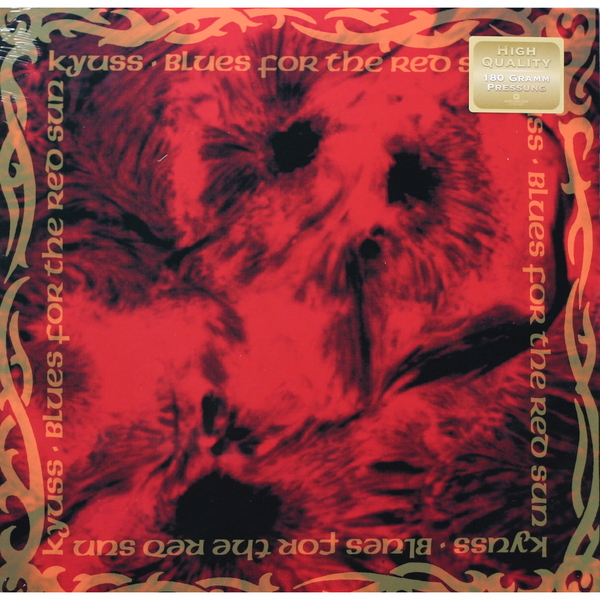 KYUSS KYUSS - Blues For The Red Sun (180 Gr) guano apes guano apes proud like a god 180 gr colour