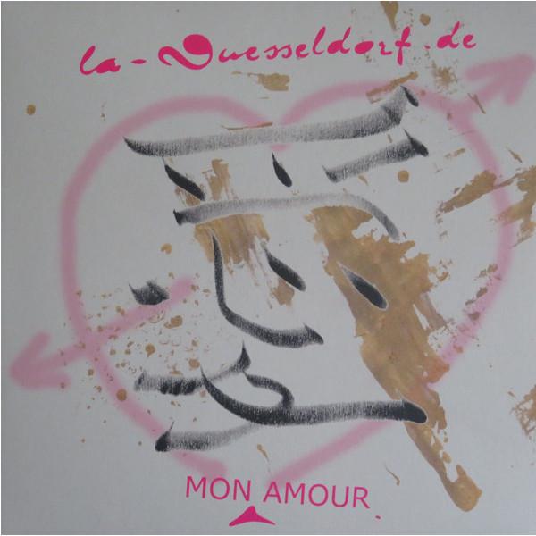LA DUSSELDORF LA DUSSELDORF - MON AMOUR mon amour эспадрильи