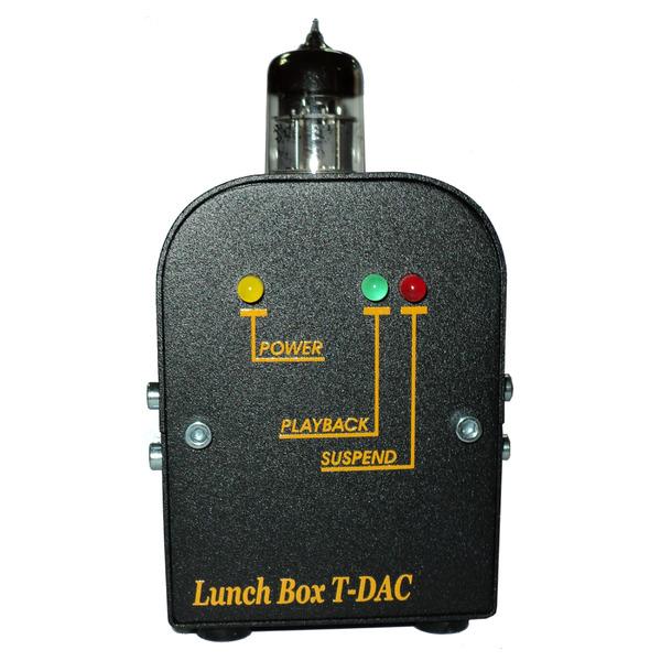 Laconic Lunch Box T-DAC - это USB-ЦАП с ламповым фильтром и ламповым выходом, не требующий применения специальных...