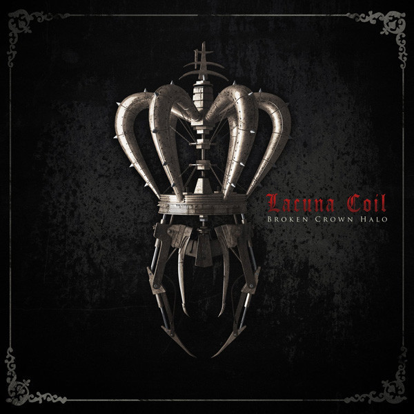 Lacuna Coil Lacuna Coil - Broken Crown Halo (lp + Cd) купить