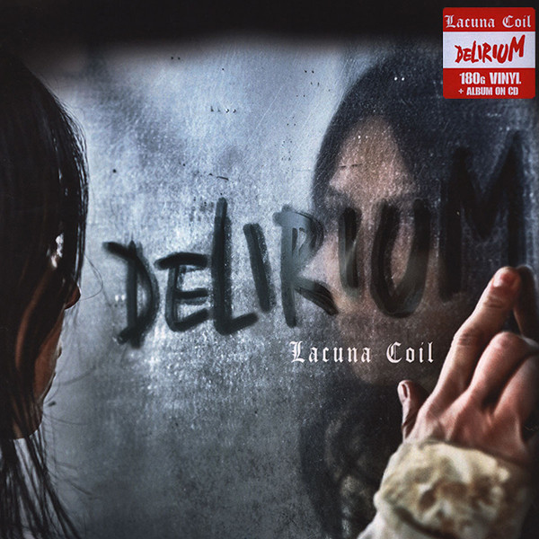 Lacuna Coil Lacuna Coil - Delirium (lp + Cd) aborted aborted retrogore lp cd
