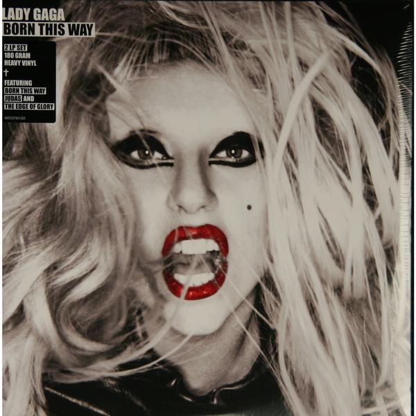 Lady Gaga Lady Gaga - Born This Way (2 Lp, 180 Gr) bruce tulgan work this way