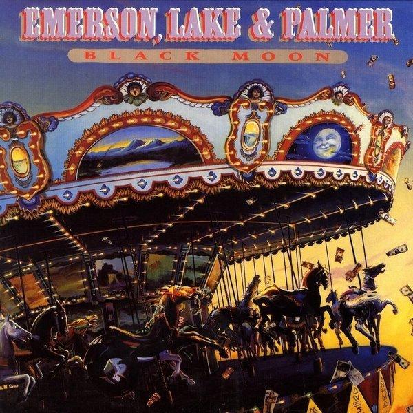 все цены на Emerson, Lake   Palmer Emerson, Lake   Palmer - Black Moon онлайн
