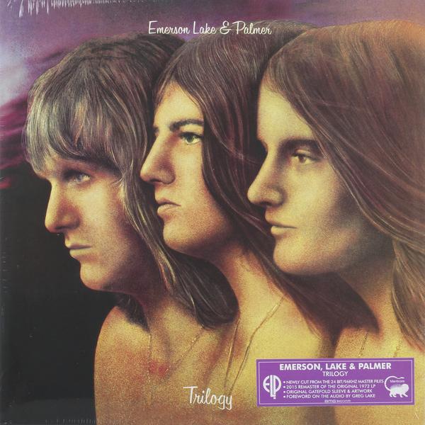 все цены на Emerson, Lake   Palmer Emerson, Lake   Palmer - Trilogy онлайн