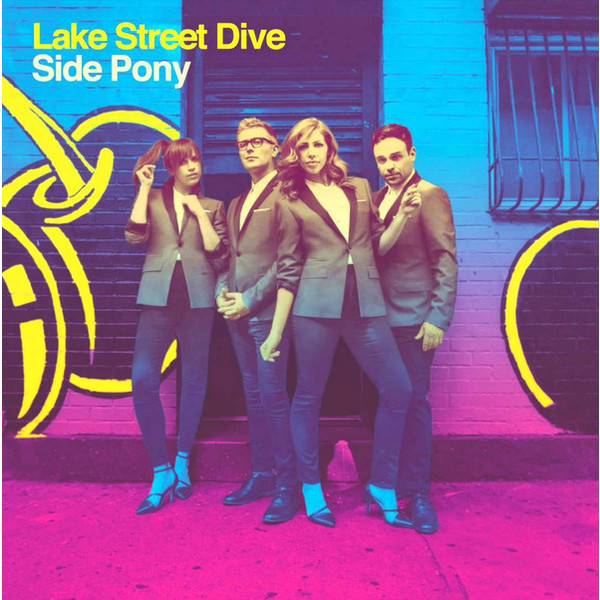 Lake Street Dive Lake Street Dive - Side Pony knife lake
