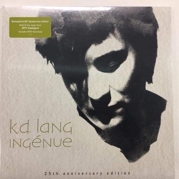 K.d. Lang K.d. Lang - Ingenue (25th Anniversary) (2 LP) wang lang
