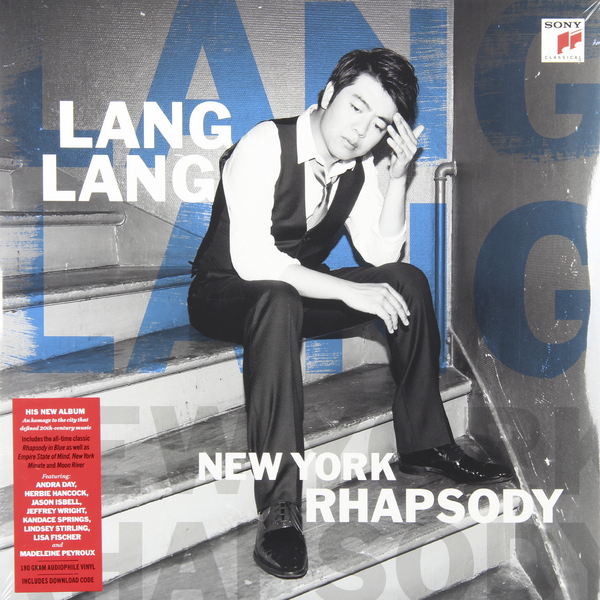 Lang Lang Lang Lang - New York Rhapsody (2 Lp, 180 Gr) 1 meter lot l52 2 1 black 3mm diameter heat shrink heatshrink tubing tube sleeving wrap wire sell at a loss ukraine usa belarus