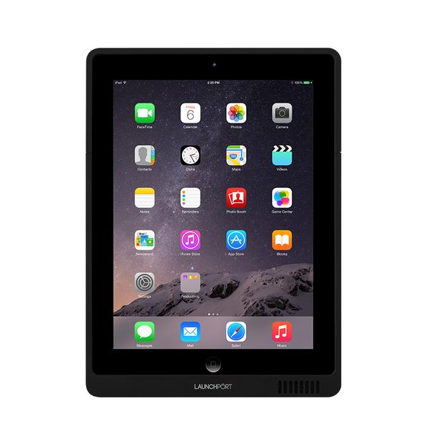 Товар (аксессуар для мультирума) LaunchPort Чехол для iPad  AP3 Black аксессуар чехол sox sle ea 06 ipad для ipad green