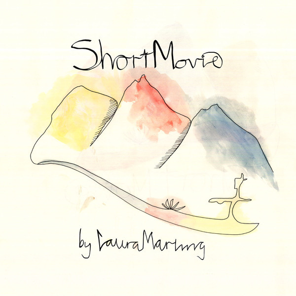 LAURA MARLING LAURA MARLING - SHORT MOVIE (2 LP) rich line серьги