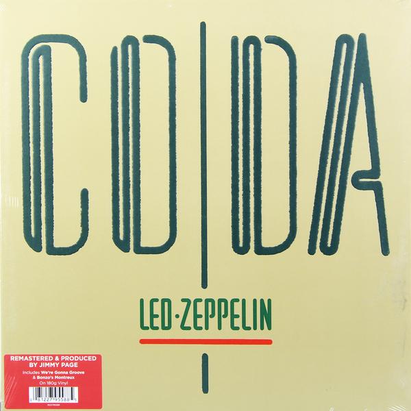 LED ZEPPELIN LED ZEPPELIN - CODA I (180 GR) dali 14 1 11а