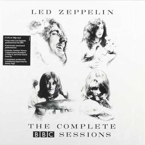 Led Zeppelin Led Zeppelin - Complete Bbc Sessions (5 LP)