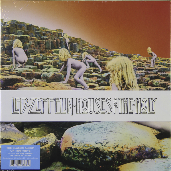 Led Zeppelin Led Zeppelin - Houses Of The Holy (180 Gr) led zeppelin led zeppelin houses of the holy 2 lp