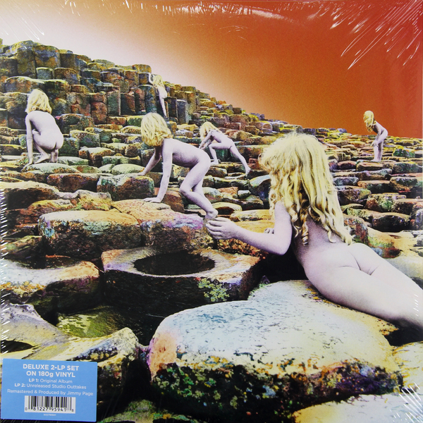 Led Zeppelin Led Zeppelin - Houses Of The Holy (2 LP)