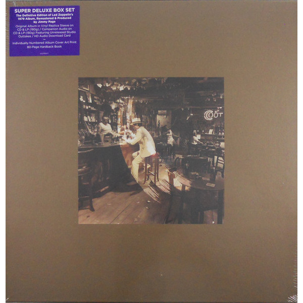 LED ZEPPELIN LED ZEPPELIN - IN THROUGH THE OUT DOOR (BOX SET)