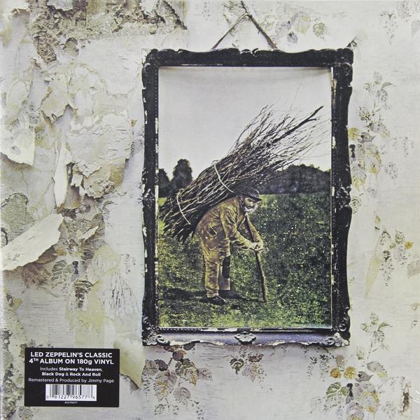 Led Zeppelin Led Zeppelin - Iv (180 Gr) led zeppelin led zeppelin physical graffiti 2 lp 180 gr