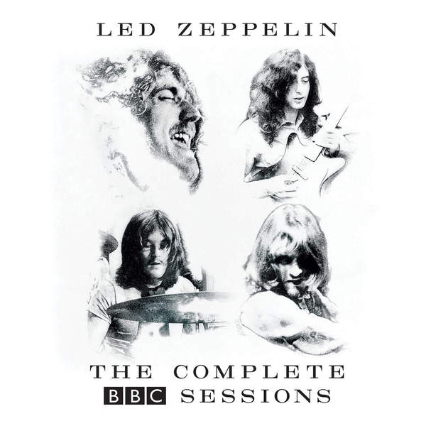 Led Zeppelin Led Zeppelin - The Complete Bbc Sessions (8 Lp, 180 Gr) kiss kiss carnival of souls the final sessions 180 gr