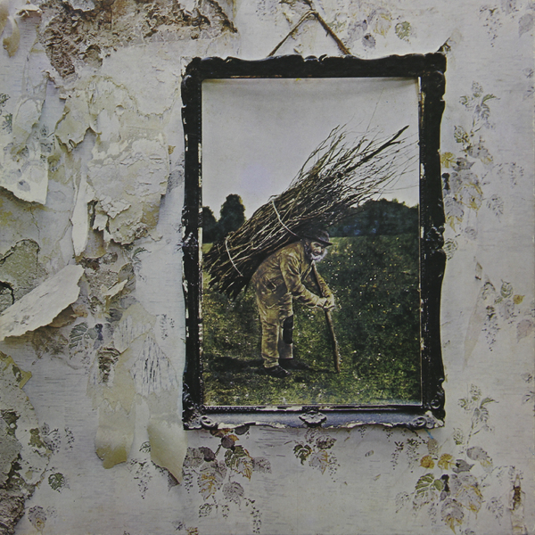 Led Zeppelin Led Zeppelin - Untitled (japan Original. 1st Press. Unflexible) (винтаж) richard wright richard wright wet dream 1st press japan original master sound винтаж