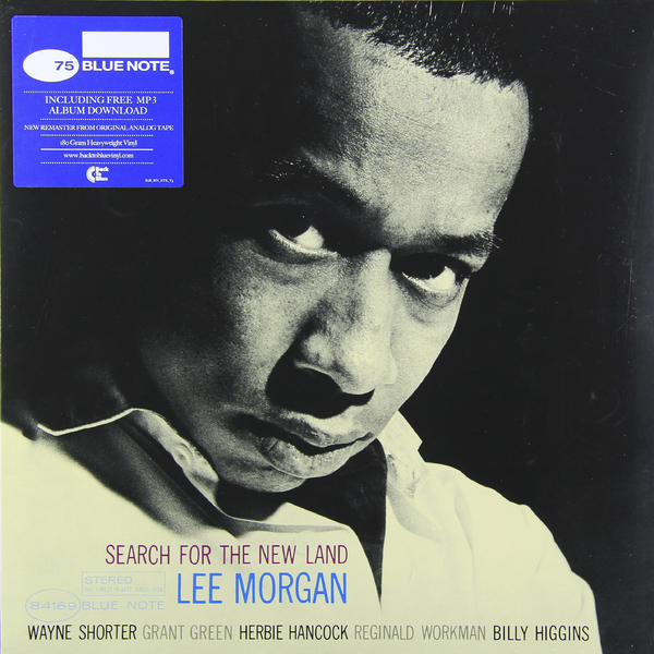 Lee Morgan Lee Morgan - Search For The New Land (180 Gr) robin morgan morgan the word of a woman feminist dispatches 1968 – 1992