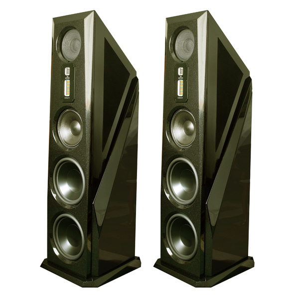 Напольная акустика Legacy Audio Aeris Black Pearl legacy audio whisper hd natural cherry
