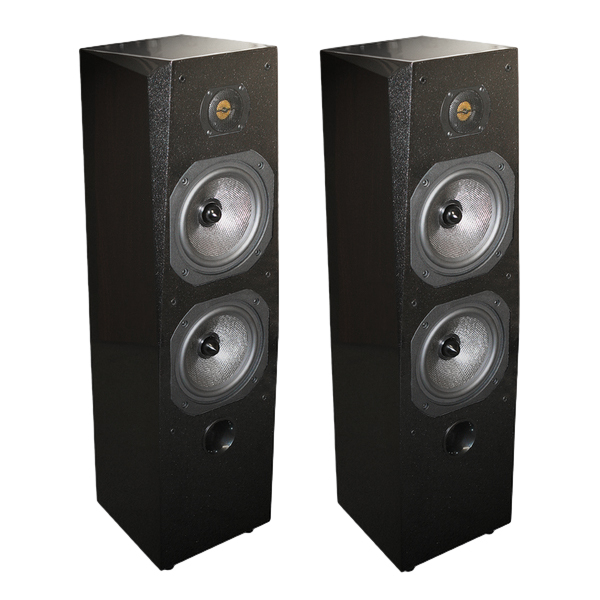 Напольная акустика Legacy Audio Expression Black Pearl акустика центрального канала sonus faber principia center black