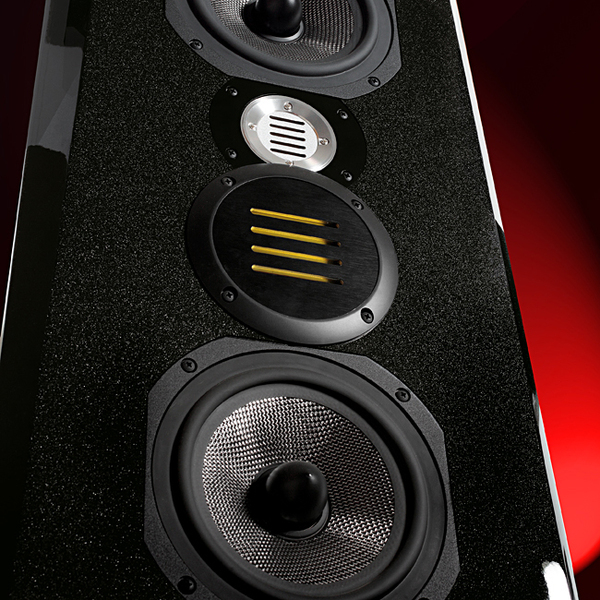 Напольная акустика Legacy Audio Focus HD Black Pearl акустика центрального канала sonus faber principia center black