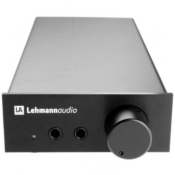 Усилитель для наушников Lehmann Audio Linear D Black усилитель для наушников fiio btr1 black
