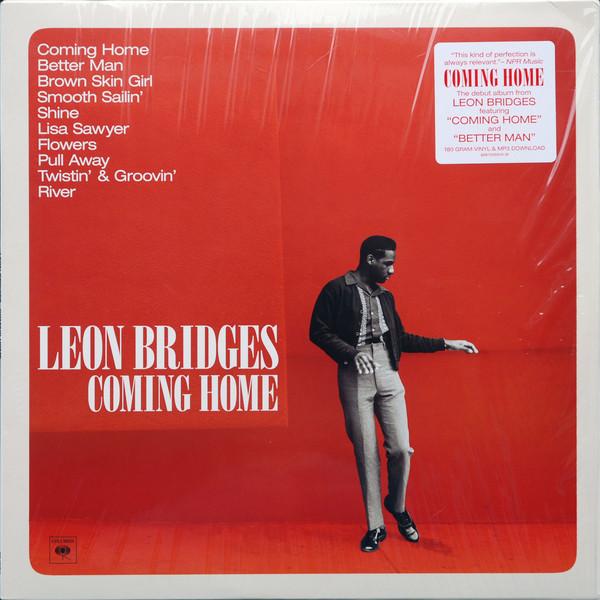 Leon Bridges Leon Bridges - Coming Home (180 Gr) leon bridges leon bridges coming home 180 gr