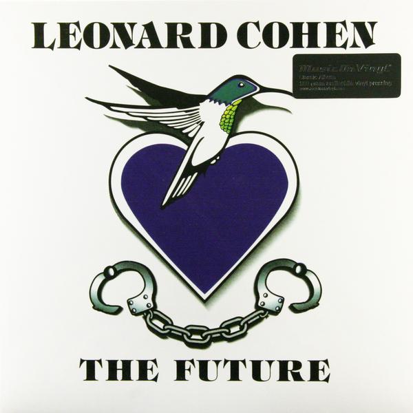 LEONARD COHEN LEONARD COHEN - FUTURE (180 GR) leonard юбка leonard toundra marine